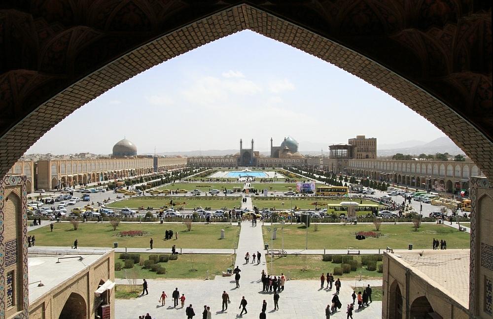 Isfahan - Imam-Platz