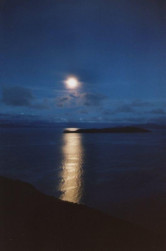 isla de la luna copacabana bolivia
