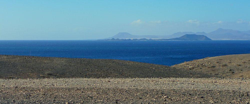 Isla de Lobos ...