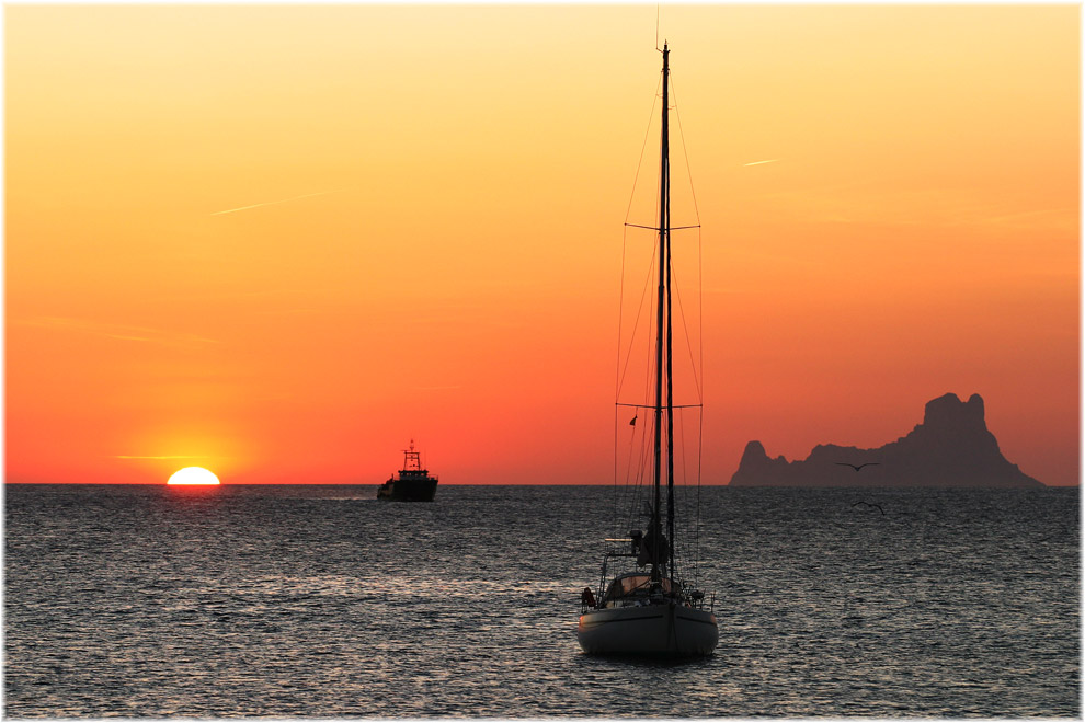 Isla Vedra/Eivissa