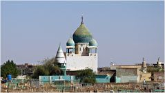 Islamischer Friedhof....................