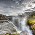 Island {11} Gullfoss