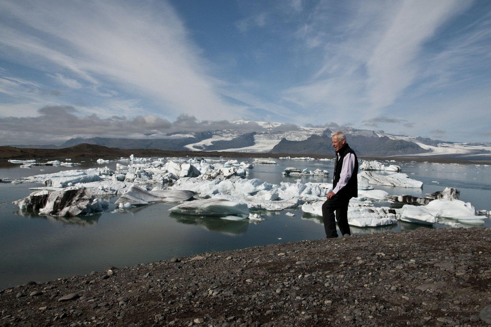 Island 2011 Gletscherlagune Jökulsárlon