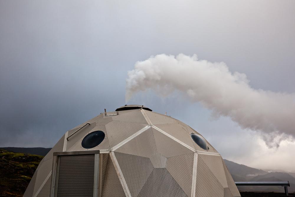 Island 2015 #73 Dampfstation