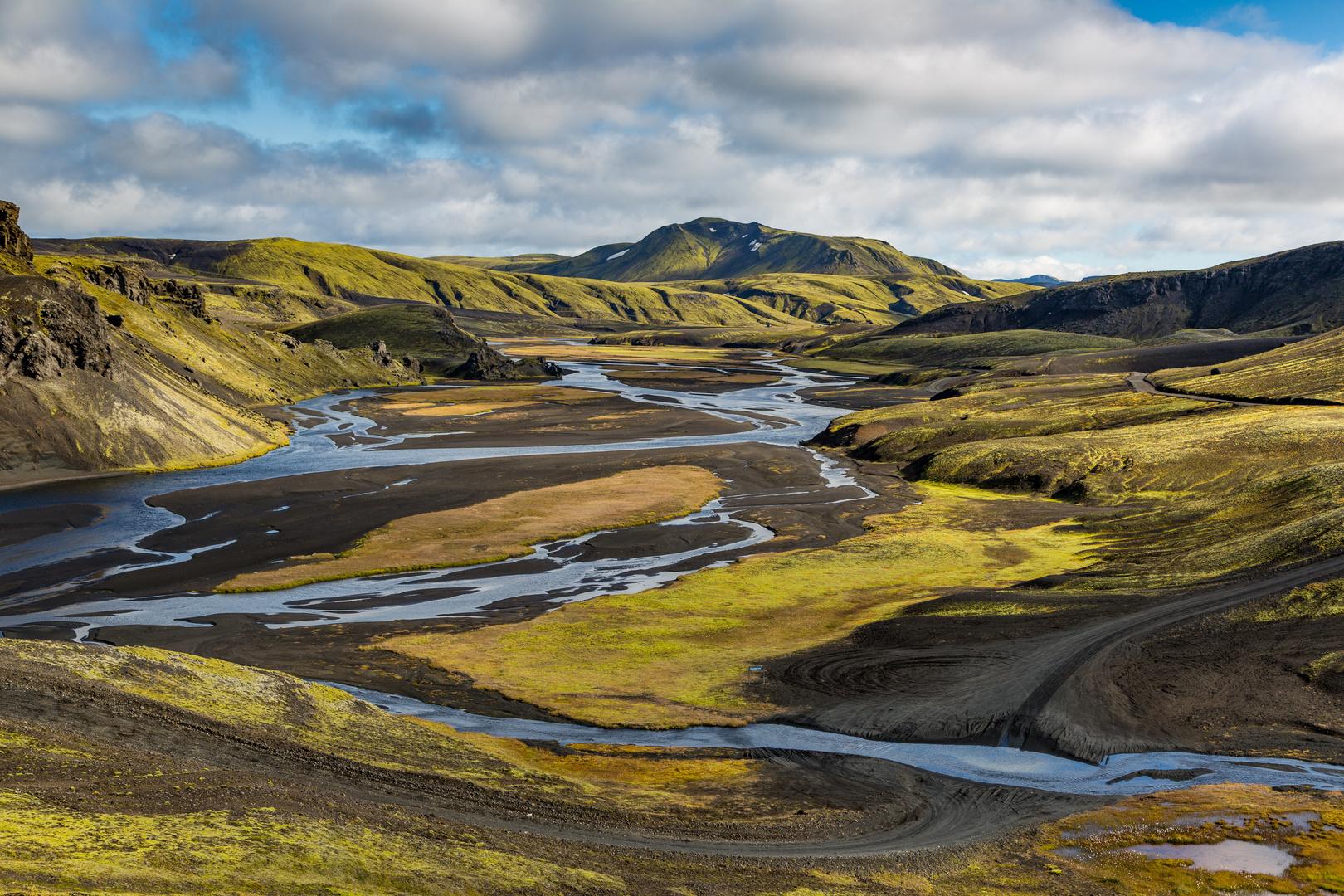 Island 2017 Herbst Im Hochland Foto Bild Colorfoto Farben