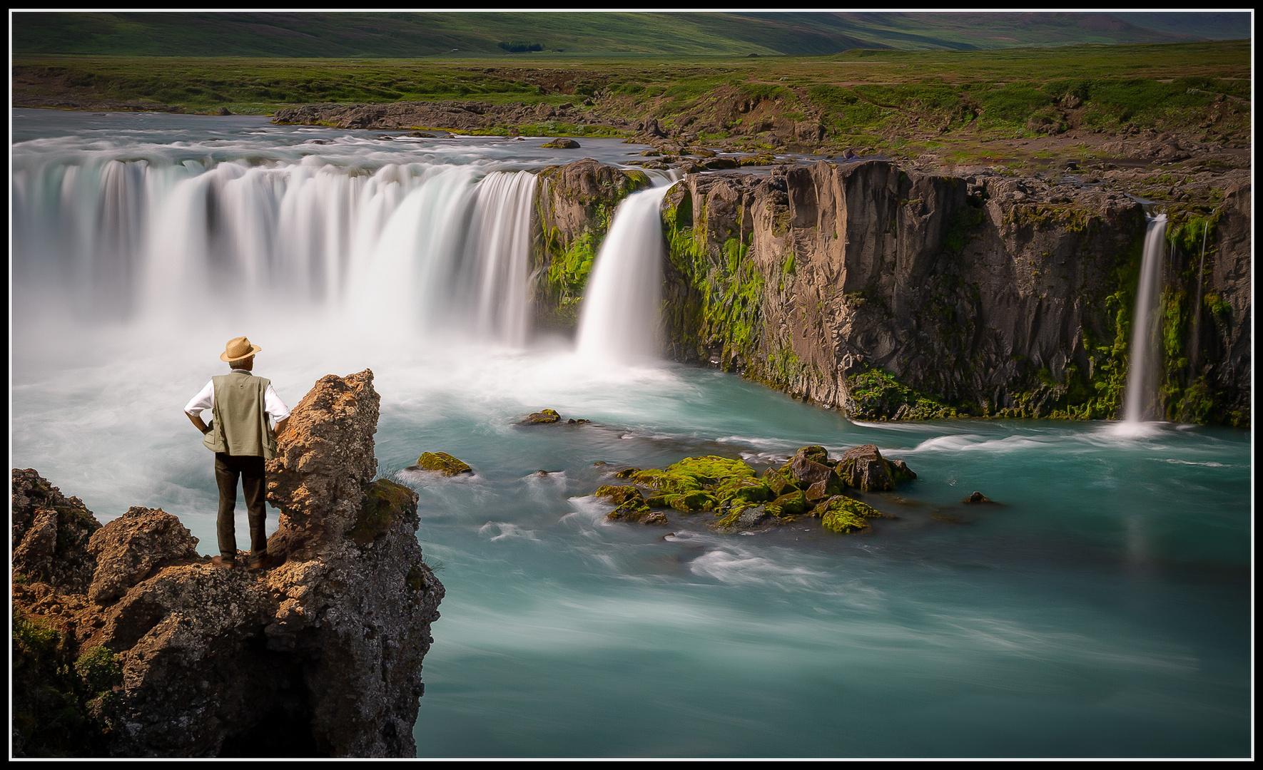 Island 2017 Wasserfall