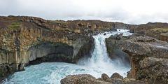 Island: Der Aldeyjarfoss