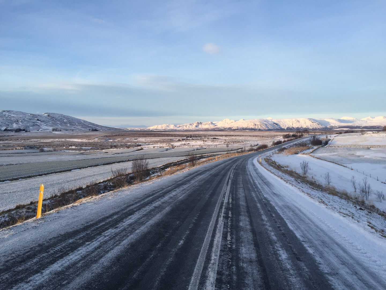 Island - Der Weg ist das Ziel :)