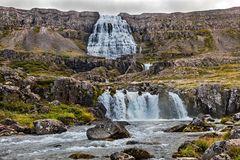 ISLAND - DYNJANDI-WASSERFALL (2)