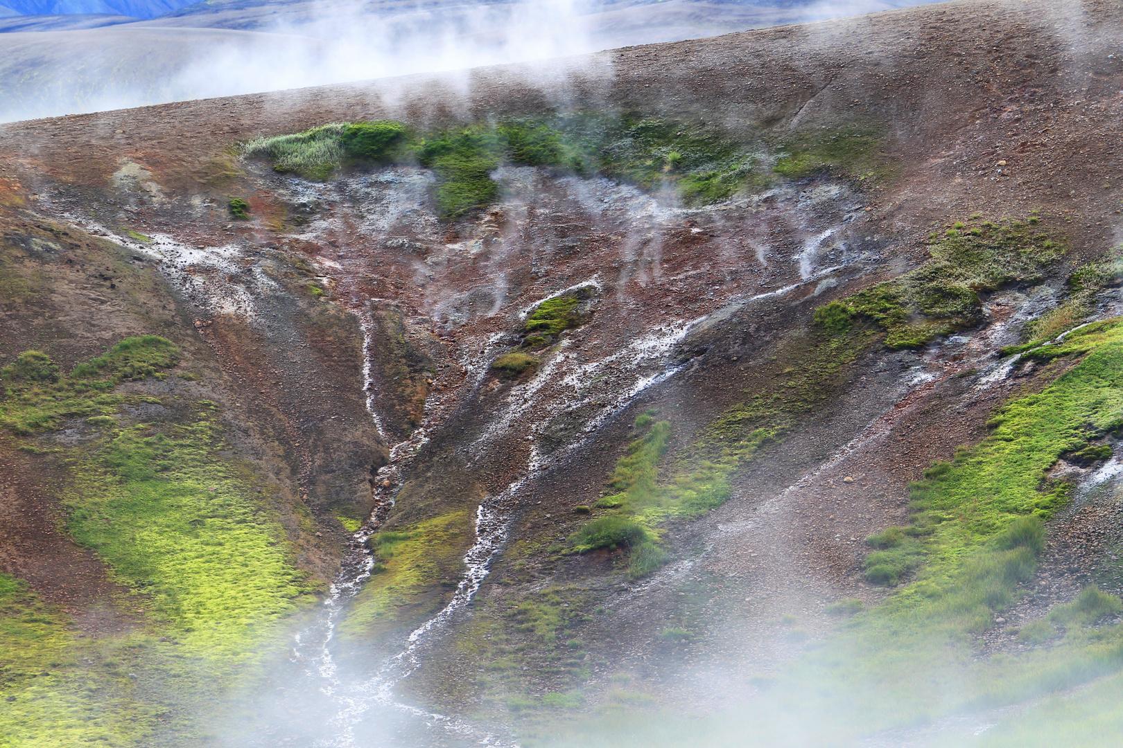 Island Farben und Formen 3