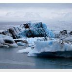Island - Fjallsárlón