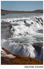 Island: Gullfoss