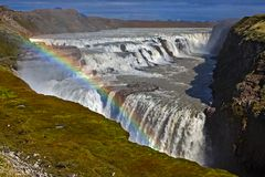 ISLAND - GULLFOSS