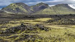 ISLAND - HOCHLAND