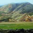 Island, im Gebiet Landmannalaugar