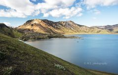 Island, im Hochland unterwegs