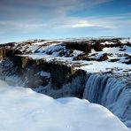 Island im Winter – Die Erfüllung eines langjährigen Wunsches - Dettifoss im Winter….
