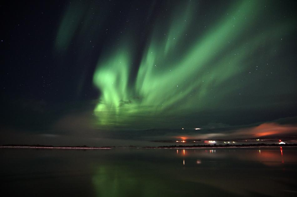 Island im Winter – Faszination Polarlicht in Ostisland