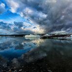 Island..... Jökulsarlon