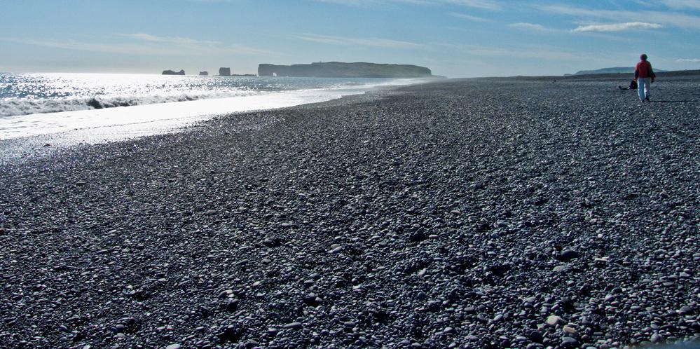 Island: Kap Dyrhólaey