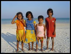Island kiddies
