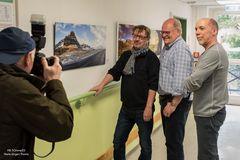 ISLAND   mit Dirk, Bernd, Volker