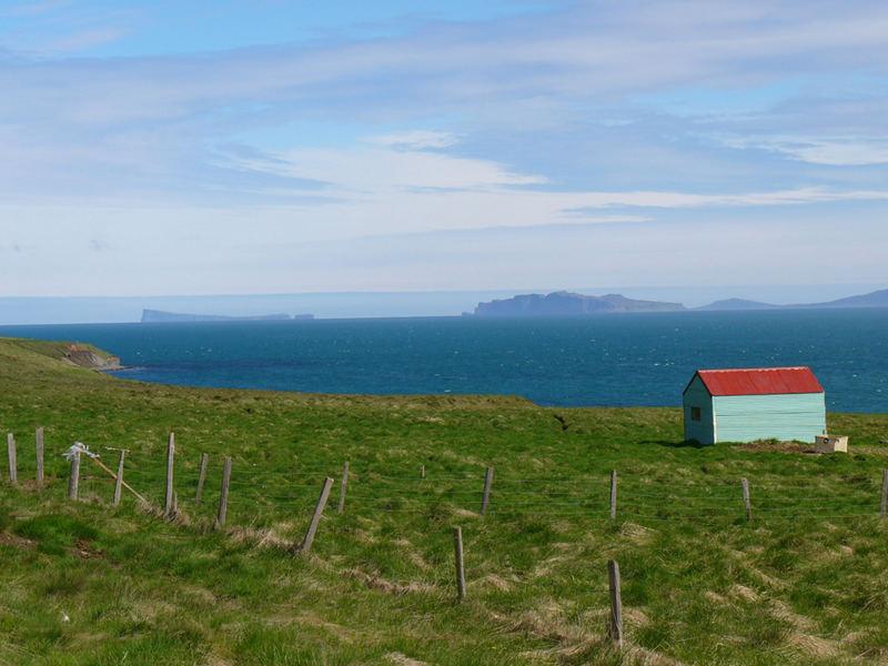 Island - Norden - Nähe Saudakrokur