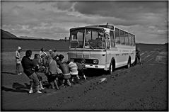 Island Sandwüste