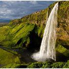Island - Seljalandfoss