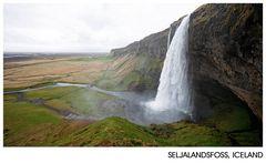 Island: Seljalandsfoss