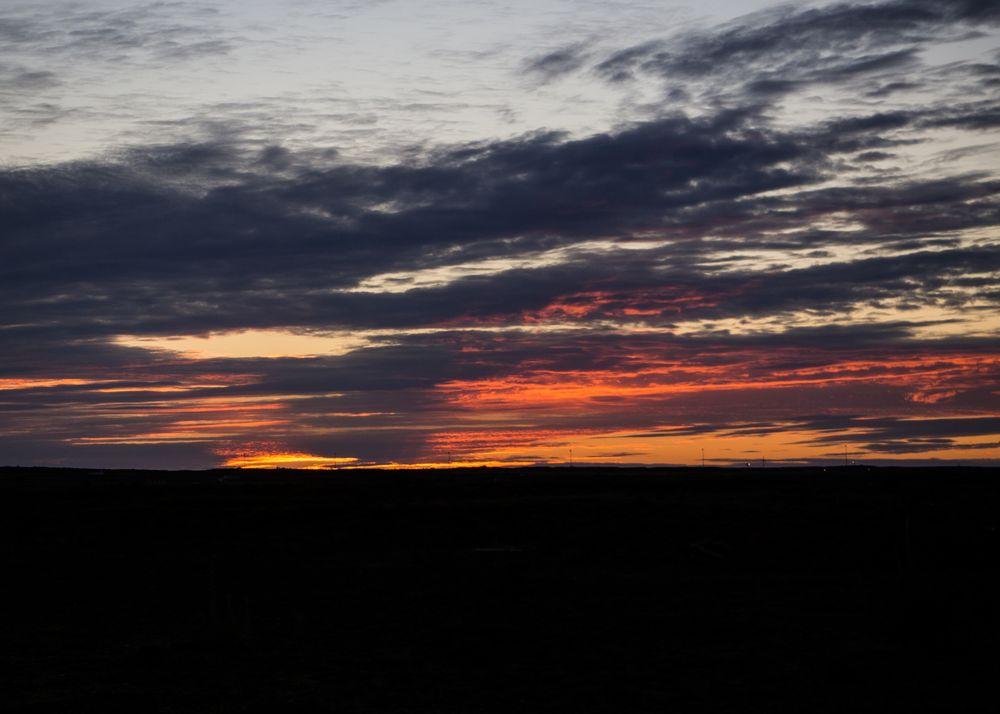 Island - Sonnenuntergang 2