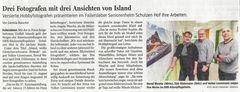 ISLAND  Wolfsburger Nachrichten 28.2.2020