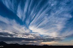 Island-Wolken I