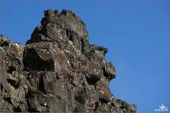 Islande - Parc national de Thingvellir 03