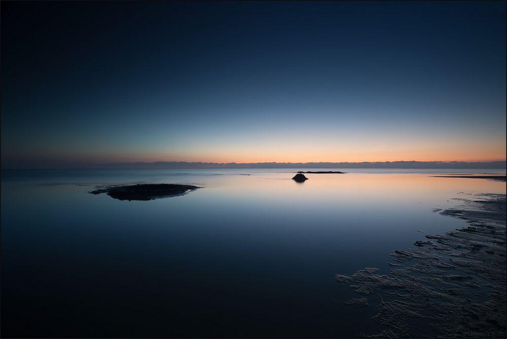 [  Islands in the Ijsselmeer I  ]