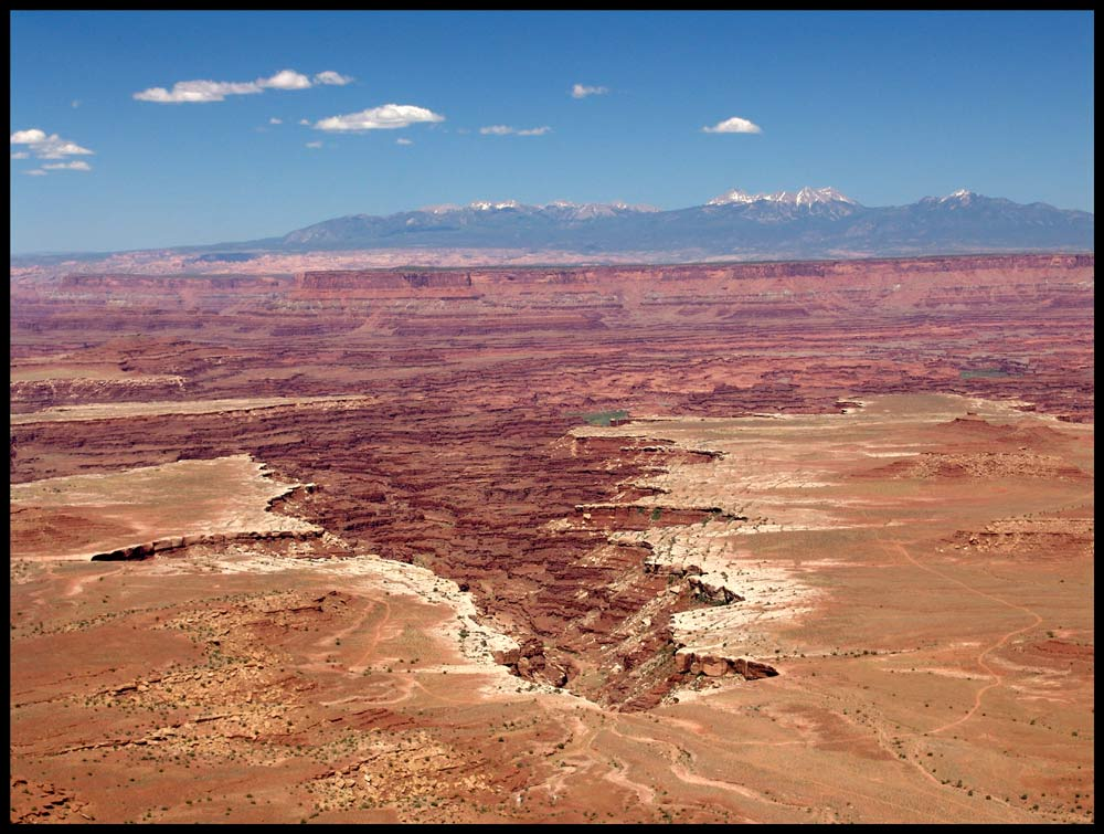 Islands in the Sky - Canyonlands