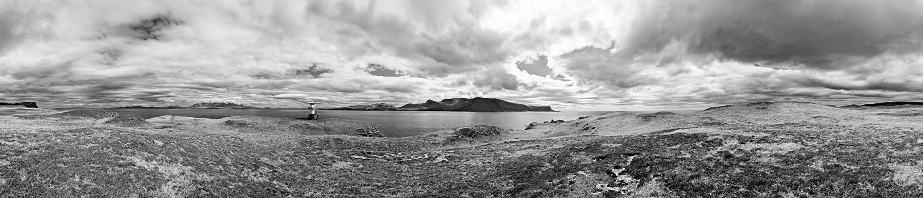 Isle of Canna / Schottland …
