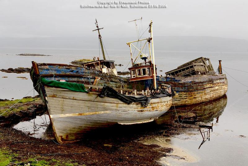 Isle of Mull, Schottland 2006