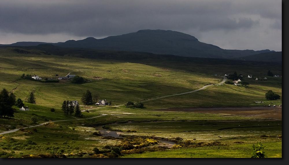 Isle of Skye - inner Hebrides - Scotland