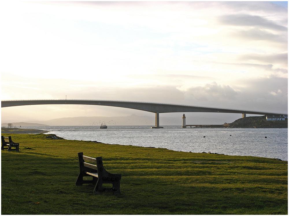 Isle of Skye - The Skye Bridge