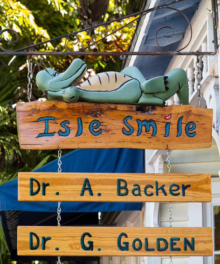 Isle smile