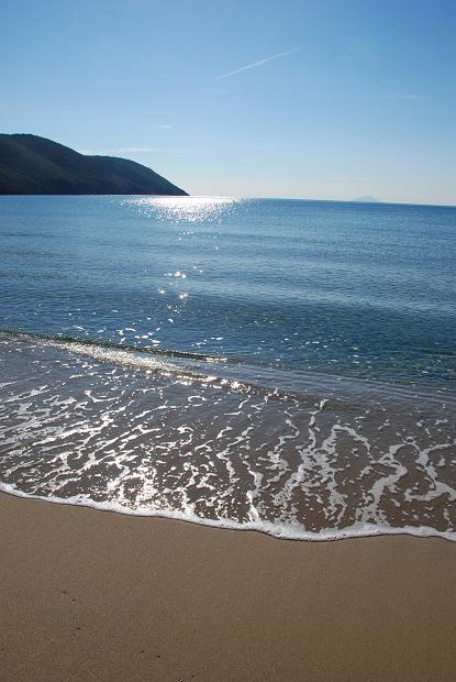 Isola d'Elba - spiaggia di Lacona