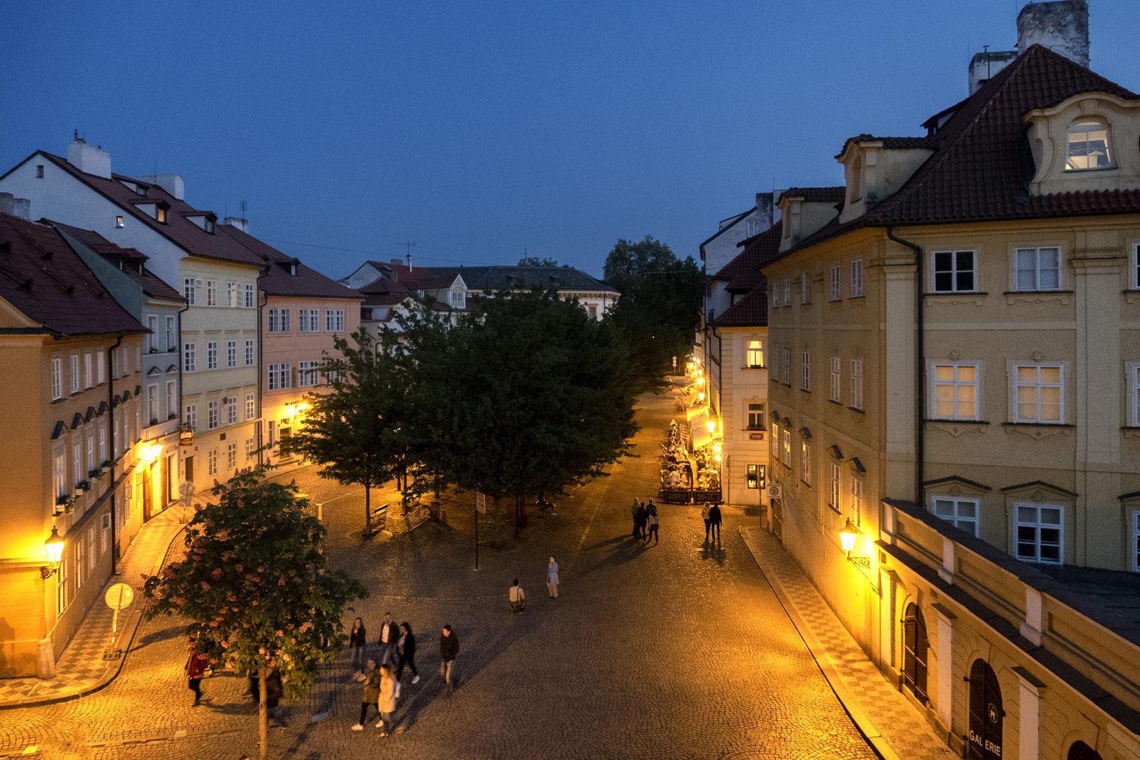 Isola di Kampa sulla Moldava, Praga