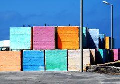 Isola di Linosa e il suo Colore