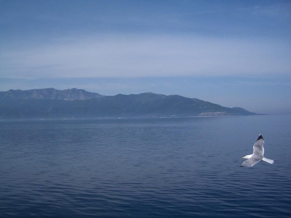 isola di Samotracia