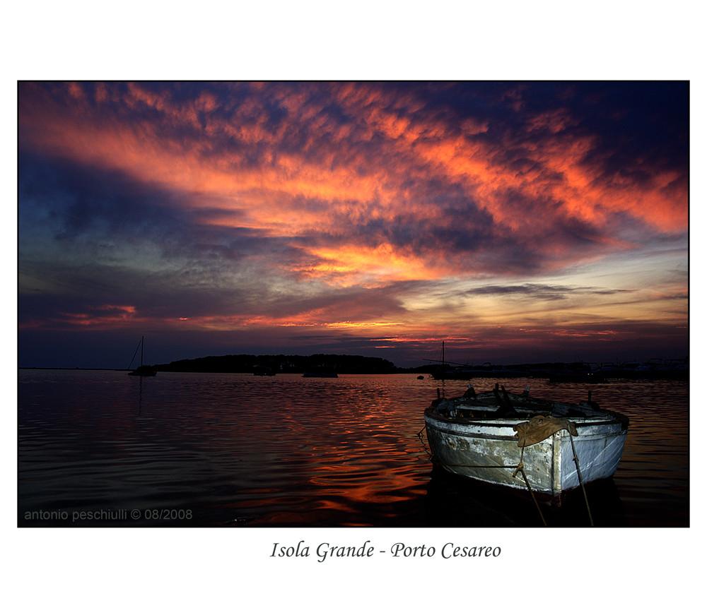 Isola Grande - Porto Cesareo