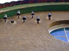 Isolatoren***Auf Bauernhöfen meist genutzt um die Nebengebäude und