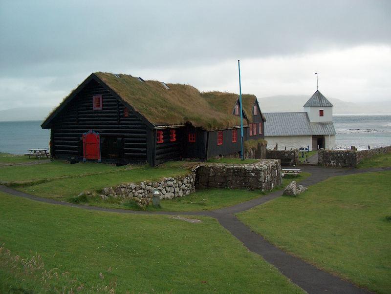 Isole Faroe - Kirkjubour