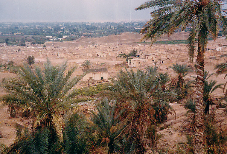 Israel im Jordantal 1984