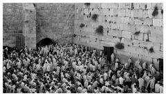 Israel / Jerusalem / Western Wall